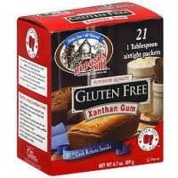 Xanthan gum is gluten-free magic
