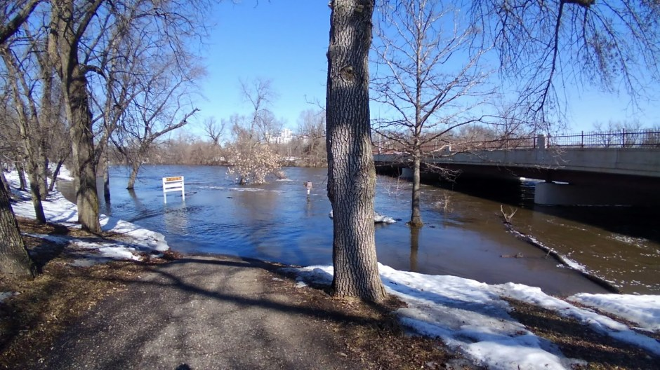 Cannon River overflow_Jessica-Woken_21March2019