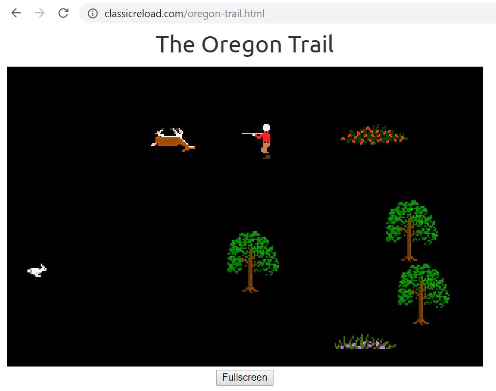 Oregon-Trail-deer-hunting